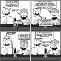 Jesus and Mo: Traps