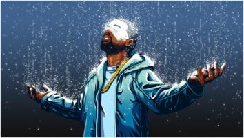 Glenn Harvey: Kanye West