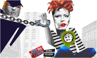 Nick Oliver: Susan Sarandon's activism