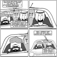Jesus and Mo: Tell