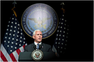 Mike Pence at DoD
