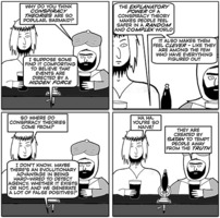 Jesus and Mo: clever
