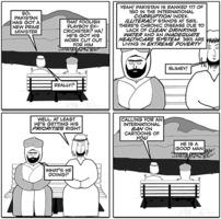 Jesus and Mo: index
