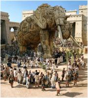 Trojan elephant