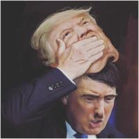 Donald Trump, unmasked Hitler