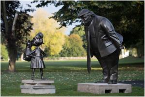David Parry: Roald Dahl's Matilda vs. Donald Trump