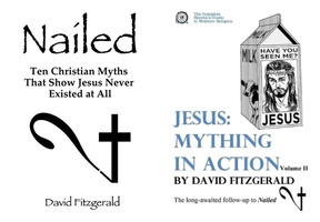 David Fitzgerald: Nailed+Jesus