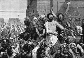 Barabbas release