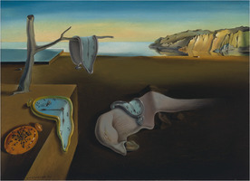 Salvador Dalí: The Persistence of Memory, 1931