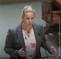 Sarah Fabian testifies