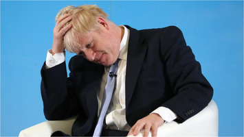 Boris Johnson clueless