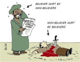 Hurt believer/unbeliever