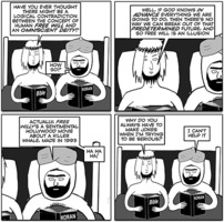 Jesus and Mo: Free Will