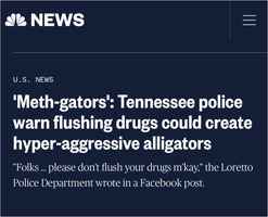 Meth-gators