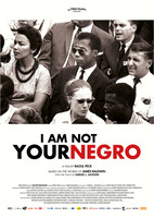 I Am Not Your Negro, 2016 film