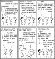 Randall Munroe: xkcd 2249: I Love the 20s