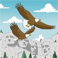 Lila Ash: Migratory Eagles