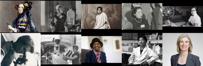 10 female scientists