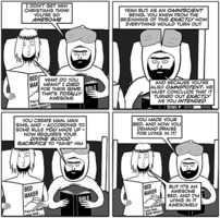 Jesus and Mo: Awesome